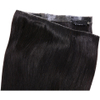 Extensions capillaires Invisi-Clip-In 45 cm Jen Atkin de Beauty Works - Natural Black 1A: Image 3