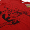 Marvel Spiderman Lines Men's T-Shirt - Red: Image 2