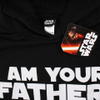 Star Wars Men's Father Sabre Hoody - Black: Image 3