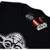 Star Wars Men's Yoda Best Dad T-Shirt - Black: Image 3