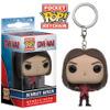 Captain America: Civil War Scarlet Witch Pop! Vinyl Figure Key Chain: Image 1