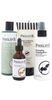 Philip B Four Step Hair and Scalp Facial Treatment Set: Image 1