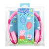 Peppa Pig Children's On-Ear Headphones - Princess Pepper: Image 4