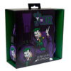 Batman The Joker Folding On-Ear Headphones - Black Logo: Image 4