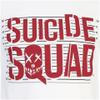 DC Comics Men's Suicide Squad Line Up Logo T-Shirt - White: Image 4