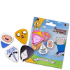 Adventure Time Character Guitar Plectrums (Set of 5): Image 2