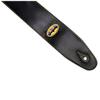 Batman Logo (Metal) Leather Guitar Strap: Image 2