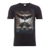 DC Comics Men's Batman Batmobile T-Shirt - Black: Image 1
