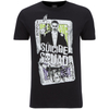 DC Comics Men's Suicide Squad Harley and Joker Cards T-Shirt - Black: Image 1