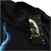 Aliens Men's Vertical T-Shirt - Black: Image 2