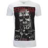 Terminator Men's CSM 101 T-Shirt - White: Image 1