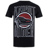 Knight Rider Men's Dark Knight T-Shirt - Black: Image 1