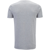 Futurama Men's Zoidberg Saves T-Shirt - Grey Marl: Image 3