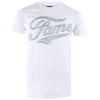 Fame Men's Logo T-Shirt - White: Image 1