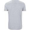 Woodstock Men's Stitch Peace Sign T-Shirt - Sport Grey: Image 2