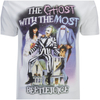 Beetlejuice Men's T-Shirt - White: Image 3