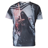 Star Wars Men's Darth Vader T-Shirt - Grey: Image 1