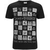 Game of Thrones Men's Win or Die T-Shirt - Black: Image 1