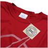 DC Comics Men's The Flash Line Logo T-Shirt - Cardinal Red: Image 2