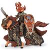 Papo Fantasy World: Dark Beetle Warrior and Horse: Image 1