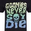 Goonies Men's Never Say Die T-Shirt - Black: Image 3