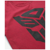 Transformers Men's Transformers Black Emblem T-Shirt - Red: Image 2