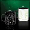 Star Wars Rogue One Death Trooper Heat Change Mug: Image 2
