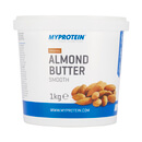 Almond Butter - Crunchy - 1kg