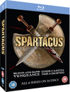 Spartacus Complete Coll. (Import)