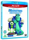 Image of Monsters University 3D (Includes 2D Version) - Limited Edition Artwork (O-Ring)