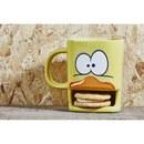 Brew Buddies Duck Mug - Yellow