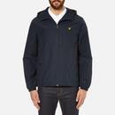 Lyle & Scott Vintage Mens Zip Through Hooded Jacket  New Navy  S
