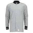 Boxfresh Men's Caistor Long Sleeved Shirt - Light Aquamarine