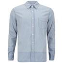 Cheap Monday Men's Air Denim Shirt - Pale Blue Denim