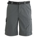 Columbia Men's Silver Ridge 10 Inch Cargo Shorts - Grill Grey
