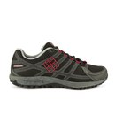Columbia Men's Conspiracy III Multi Sport Shoes - Black/Red