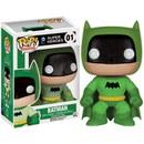 DC Comics Batman 75th Anniversary Green Rainbow Batman EE Exclusive Pop! Vinyl Figure