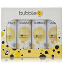 Bubble T Bath and Body Body T-ssentials in Moroccan Lemongrass and Green Tea (4x100ml)