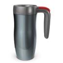 Contigo Randolph Autoseal Travel Mug (470ml) - Gunmetal/Red