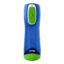 Contigo Swish Autoseal Drink Bottle (500ml) - Cobalt/Citron