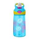Contigo Kids' Striker Autospout Mug (420ml) - Turquoise Squiggles
