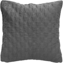 Quilted Cushion - Grey