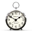 Newgate Gents Alarm Clock - Chrome