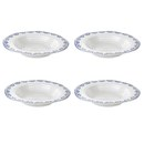 Sophie Conran for Portmeirion Rimmed Soup Plate - Betty - White (Set of 4)