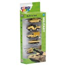 Corgi 5 Pack Military Vehicles