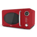 Akai Digital Microwave - Red (700w)