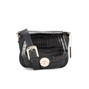 Dune Delphine Cross-Body Bag - Black