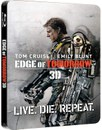 Edge of Tomorrow 3D - Limited Edition Steelbook