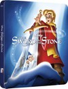 Sword in the Stone- Zavvi Exclusive Limited Edition Steelbook (The Disney Collection #33) - 3000 Only