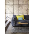 NLXL Brooklyn Tin Wallpaper Tin-03 by Merci - Cream
